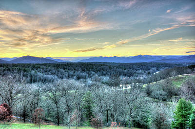 Photograph - View From Biltmore by Wade Brooks