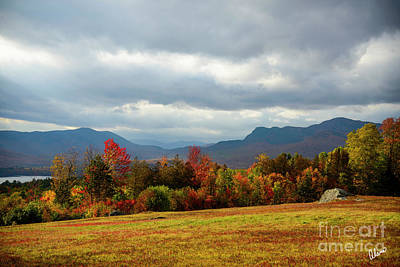 Photograph - View From Center Hill by Alana Ranney