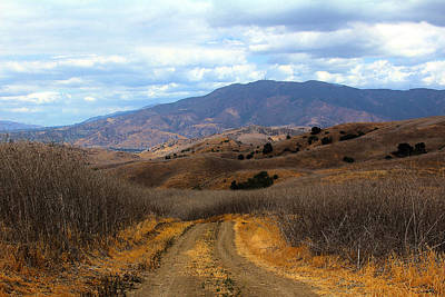 Photograph - View From Chino Hills On Trabuco Ranger District by Viktor Savchenko