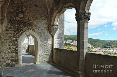 Photograph - View From De Castle Of Porto De Mos by Angelo DeVal