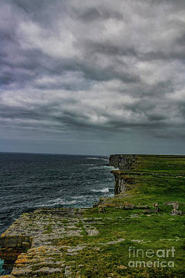 Photograph - View From Dun Aenghus by Elvis Vaughn