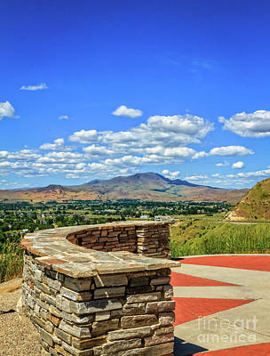 Photograph - View From Freezeout Hill  by Robert Bales