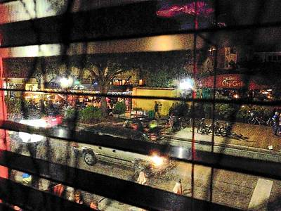Photograph - View From Gator Club Sarasota by Strangefire Art Scylla Liscombe