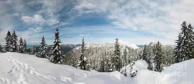 Photograph - View From Grouse by Rod Wiens
