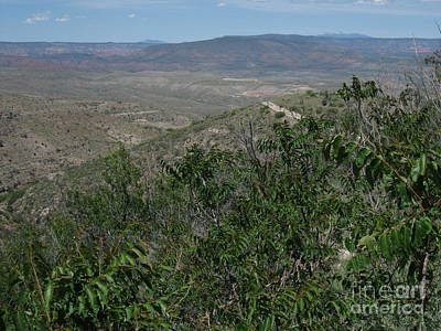 Photograph - View From Jerome by Mark Messenger