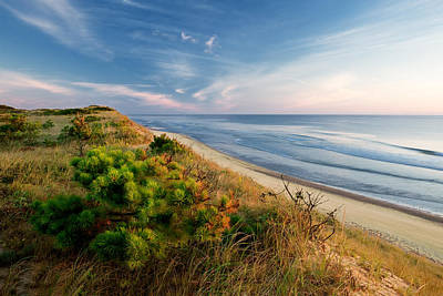 View From Marconi Beach  Art Print by Ronald Wilson