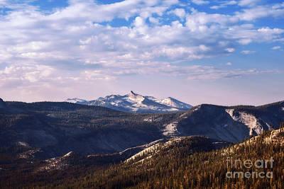 Photograph - View From May Lake by Sharon Seaward
