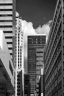 Photograph - View From North Hudson Street by James Barber