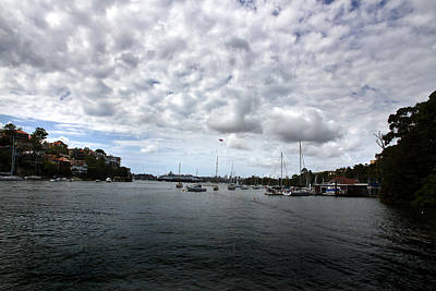 Photograph - View From Old Cremorne Mosman Bay by Miroslava Jurcik
