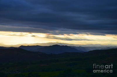 Photograph - View From Palomar 9633 by Sharon Soberon