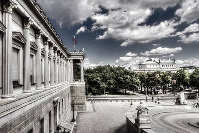 Photograph - View From Parliament Palace by Roberto Pagani