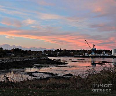 Photograph - View From Pierce Island by Marcia Lee Jones