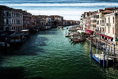 Photograph - View From Rialto by M G Whittingham