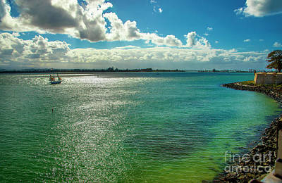 Photograph - View From San Juan by Mariola Bitner