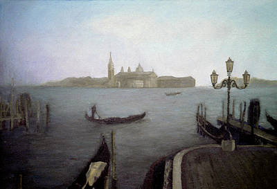 Painting - View From San Marco by Masami Iida