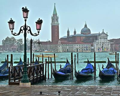 Photograph - View From San Marco Square 2015 by Frozen in Time Fine Art Photography