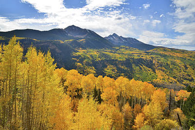 Photograph - View From Scenic Byway 145 by Ray Mathis
