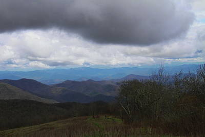 Photograph - View From Silers Bald 2015b by Cathy Lindsey
