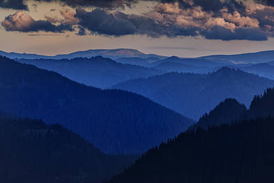 Photograph - View From Sunrise Point by Rick Berk