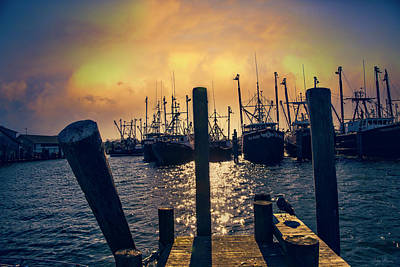 Photograph - View From The Dock by John Rivera