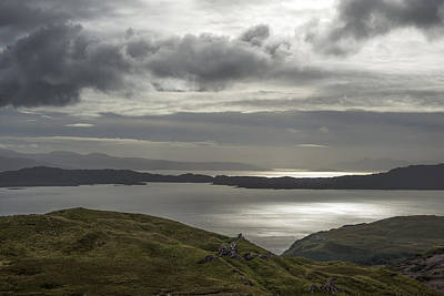 Photograph - View From The Old Man Of Storr, Uk by Dubi Roman