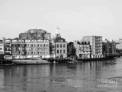 Photograph - View From The Piscataqua River by Marcia Lee Jones