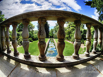 Photograph - View From The Summer Garden by Mark Miller