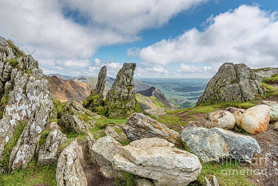 Photograph - View From The Summit by Adrian Evans