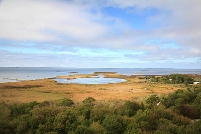 Photograph - View From The Top Of Currituck by Joni Eskridge