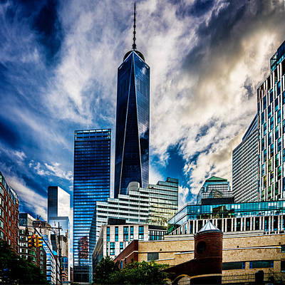 Photograph - View From Tribeca by Chris Lord