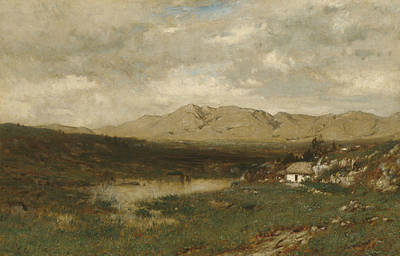 Painting - View In County Kerry by Alexander Helwig Wyant
