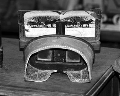 Photograph - View Master by David Lee Thompson
