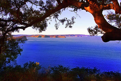 Photograph - View Of  Central Coast From West Head  by Miroslava Jurcik