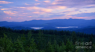 Photograph - View Of Coeur D'alene by Idaho Scenic Images Linda Lantzy