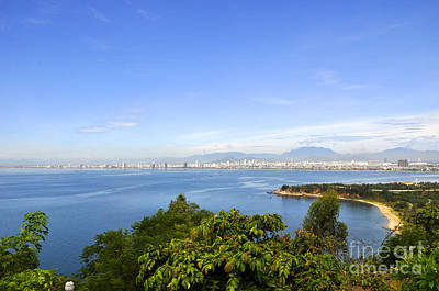 Photograph - View Of Da Nang by Andrew Dinh