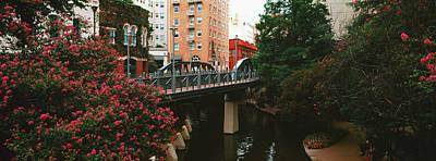 View Of San Antonio River Walk, San Antonio, Texas, Usa Art Print by Panoramic Images