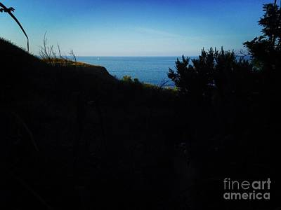 Photograph - View Of The Adriatic From Ripari Di Giobbe by Angela Rath