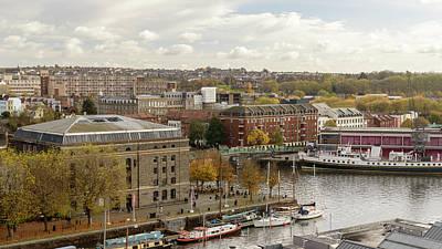 Photograph - View Over Bristol E by Jacek Wojnarowski