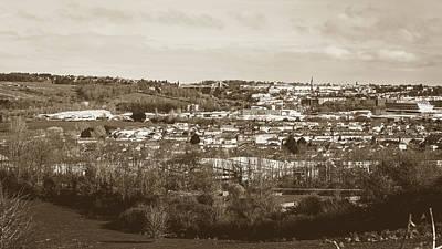 Photograph - View Over Bristol England by Jacek Wojnarowski