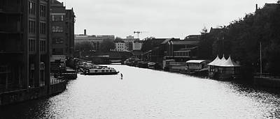 Photograph - View Over River Avon From Bristol Bridge by Jacek Wojnarowski