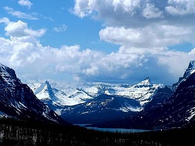 Photograph - View Over St Mary Lake by Tracey Vivar