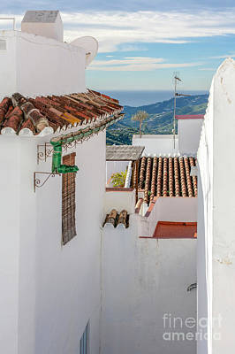 Photograph - View Over The Roofs by Heiko Koehrer-Wagner