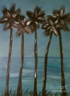 Painting - View by Patti Spires Hamilton