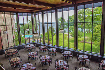 Photograph - View To The Lake by Robert Hebert