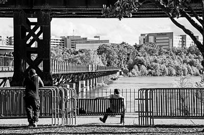 Photograph - Viewpoint by Alan Raasch