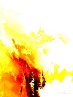 Painting - Viii - Wildfire by John WR Emmett