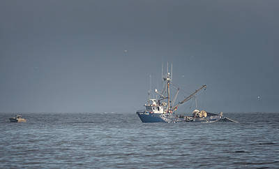 Photograph - Viking Fisher 2 by Randy Hall