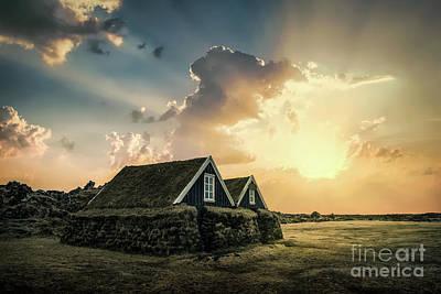 Photograph - Vikingland by Evelina Kremsdorf
