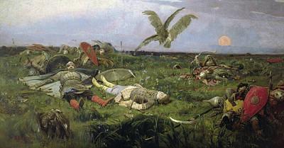 Viktor Vasnetsov Art Print