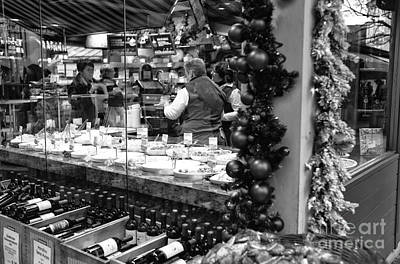 Photograph - Viktualienmarkt Food Selection by John Rizzuto